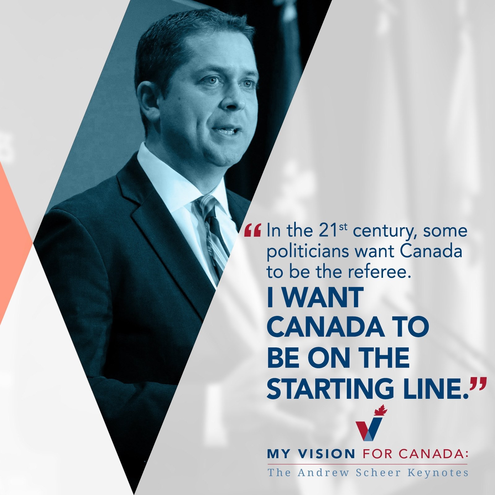 A Stronger Canada in a Turbulent World