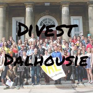 Divest Dalhousie
