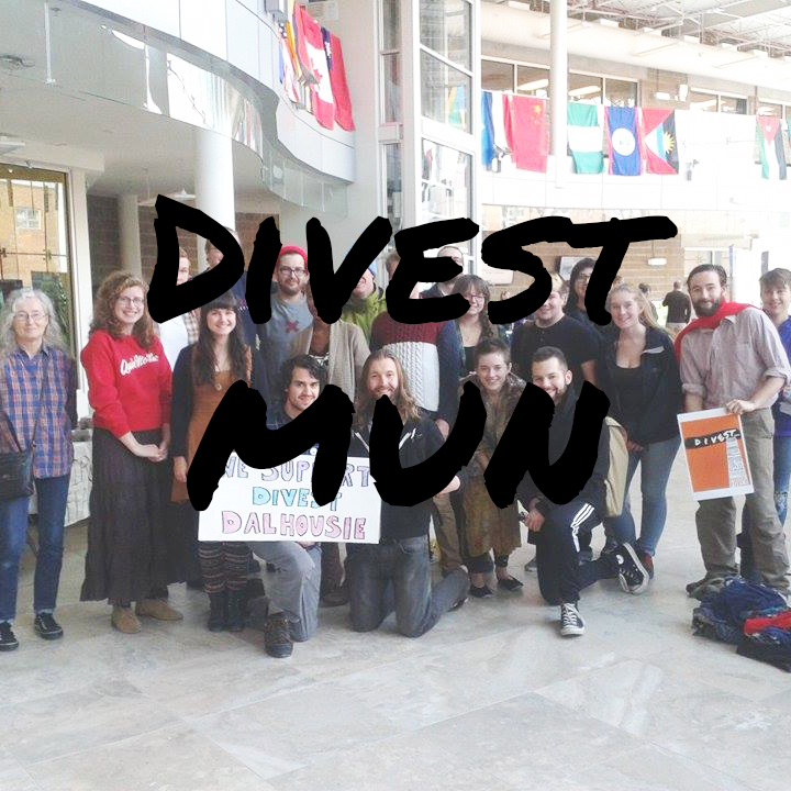 Divest MUN Website