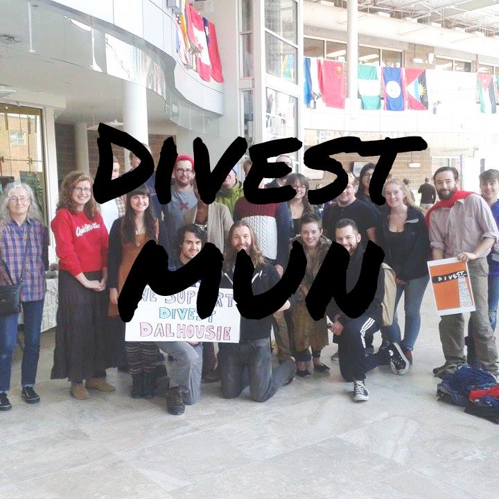 Divest MUN Website