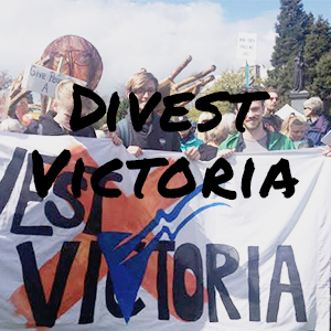 Divest Victoria Website