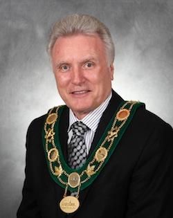 Mayor Dave Ryan, Pickering