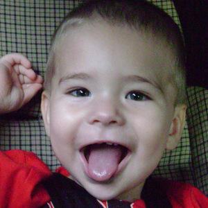 Brody at age 2 1/2