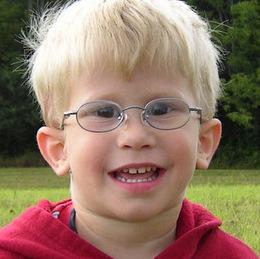 Jonathan at age 2 1/2