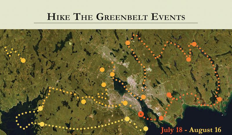 Hike the Greenbelt Events