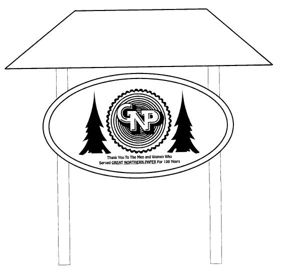 GNP Sign