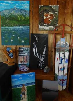Ktaadn Arts Gallery