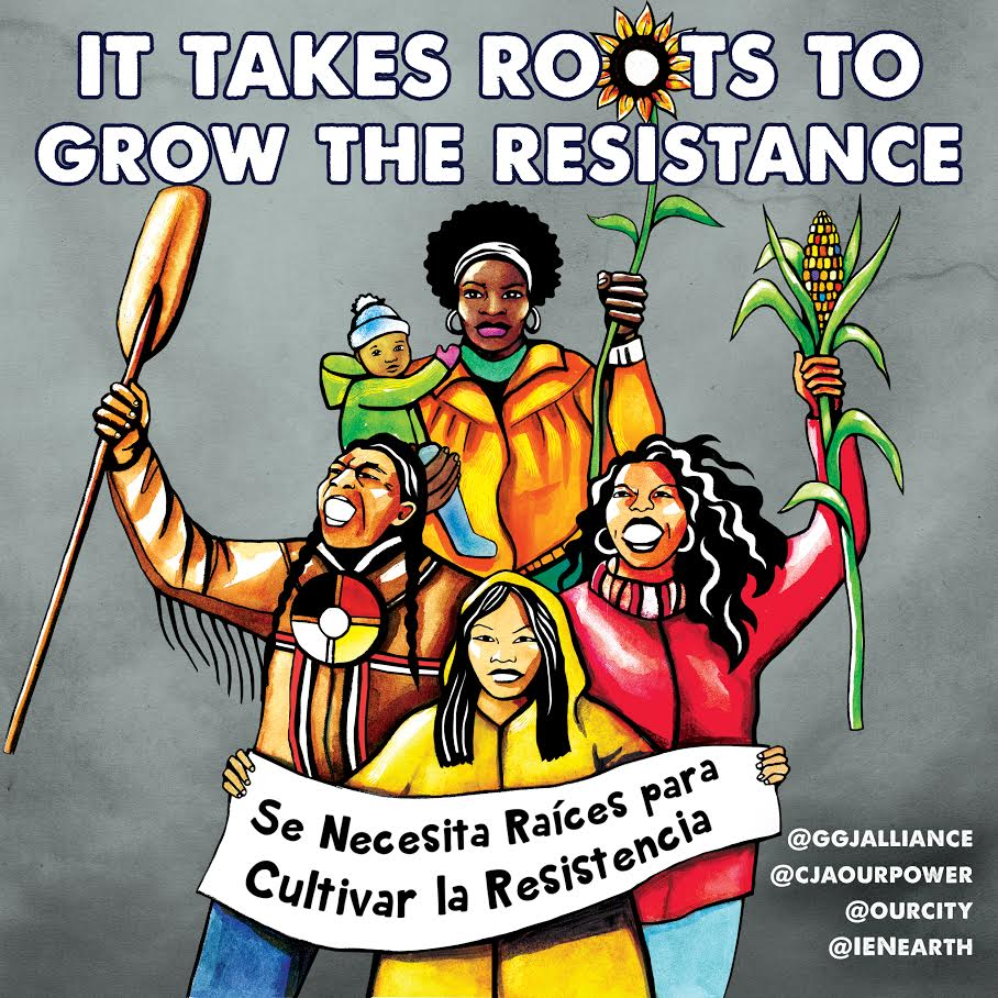 Support It Takes Roots
