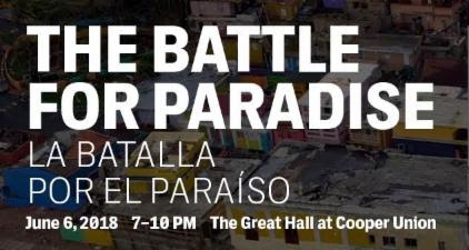Battle for Paradise