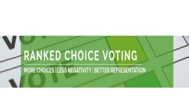 Positive review of RCV by Eugene Weekly - Pacific Green Party