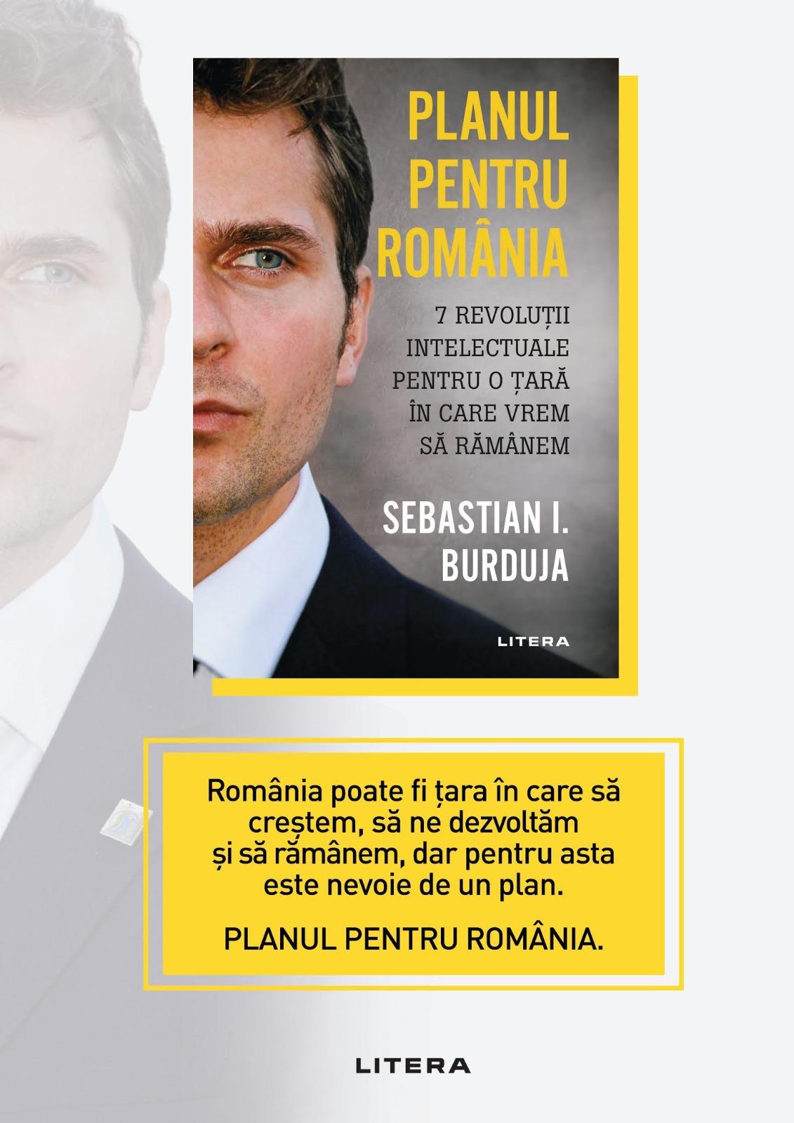 Coperta Planul pentru România