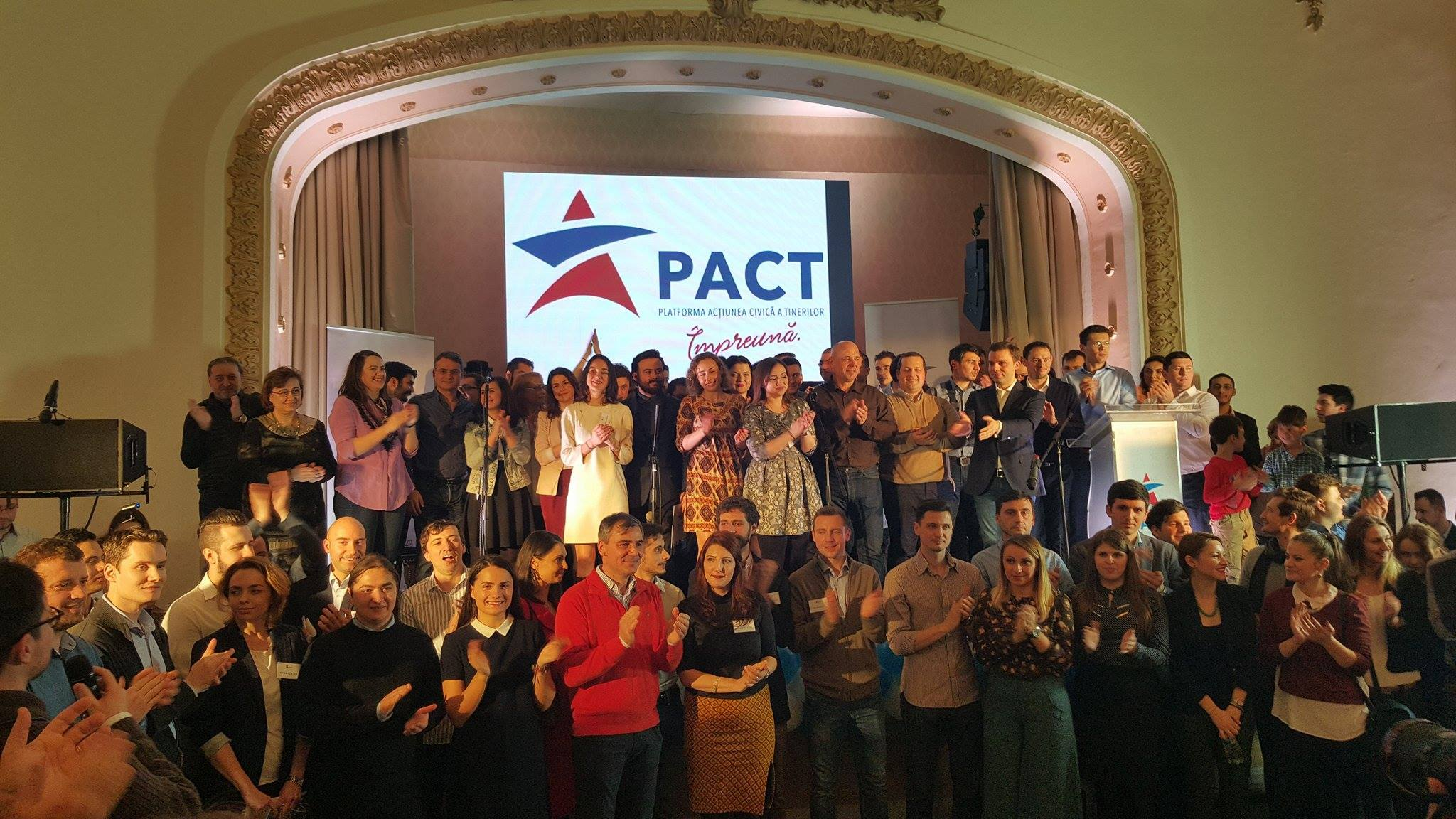 pact lansare