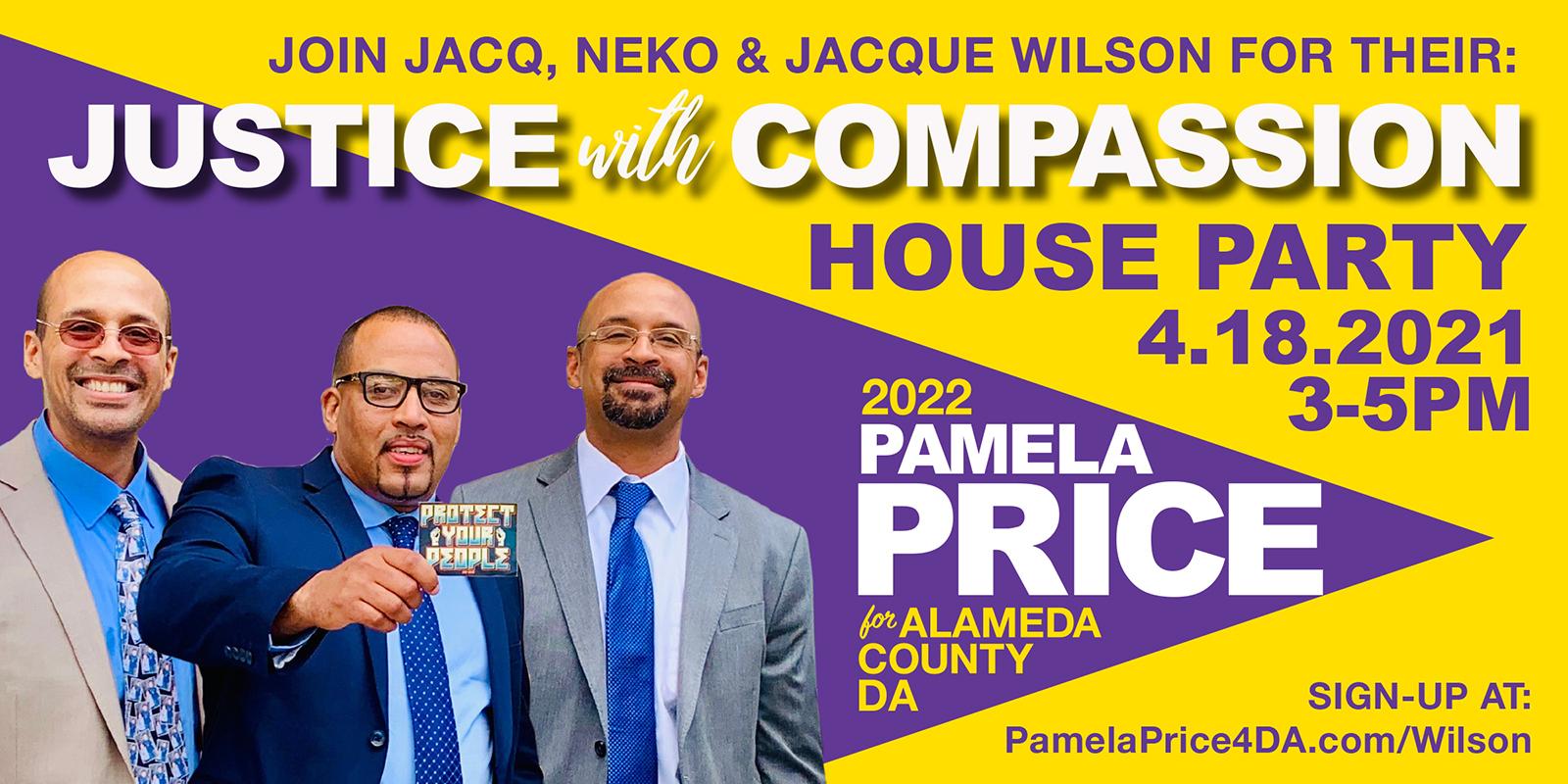 Wilson Party Invite