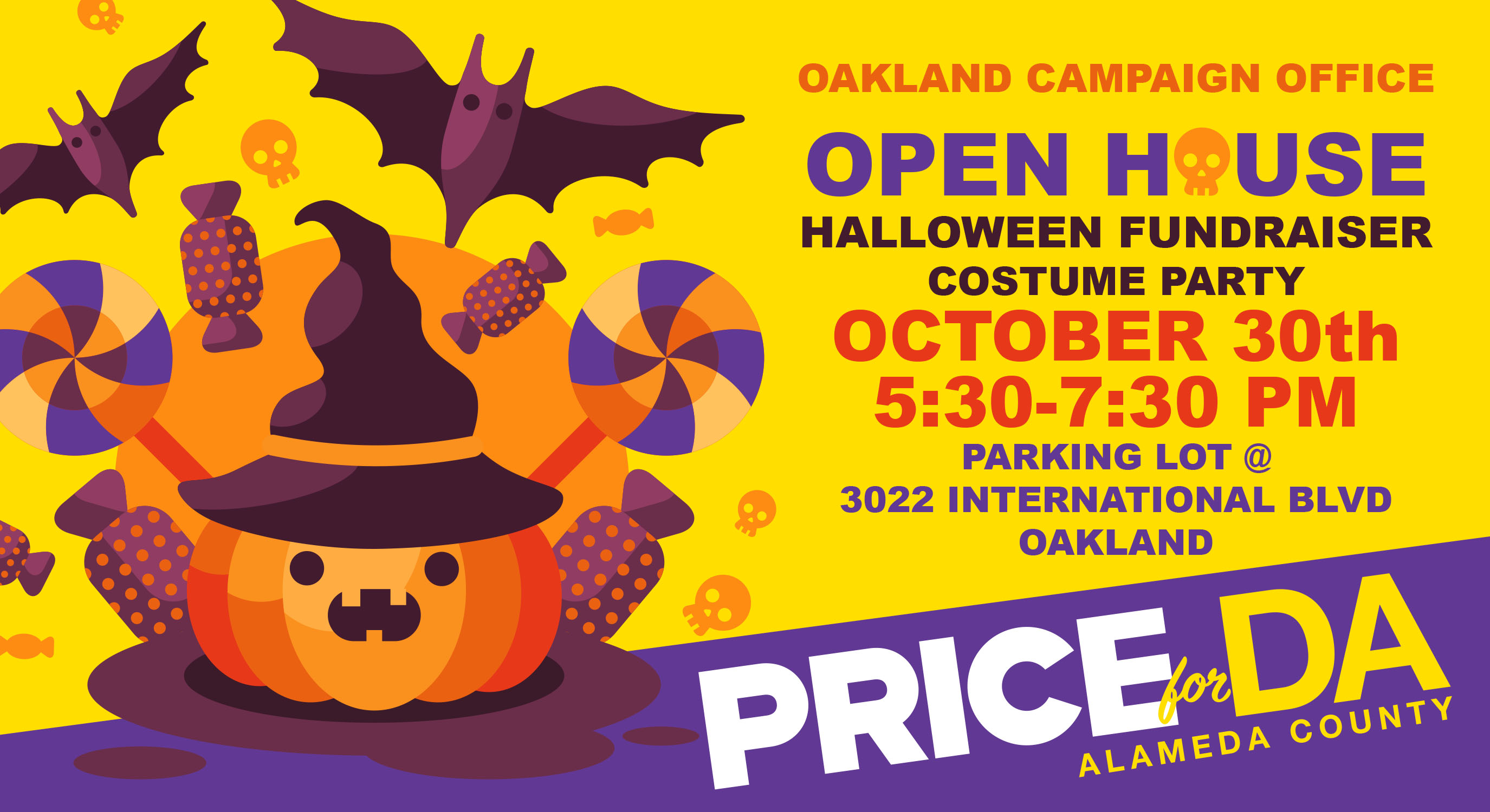 Oakland Office Halloween Party
