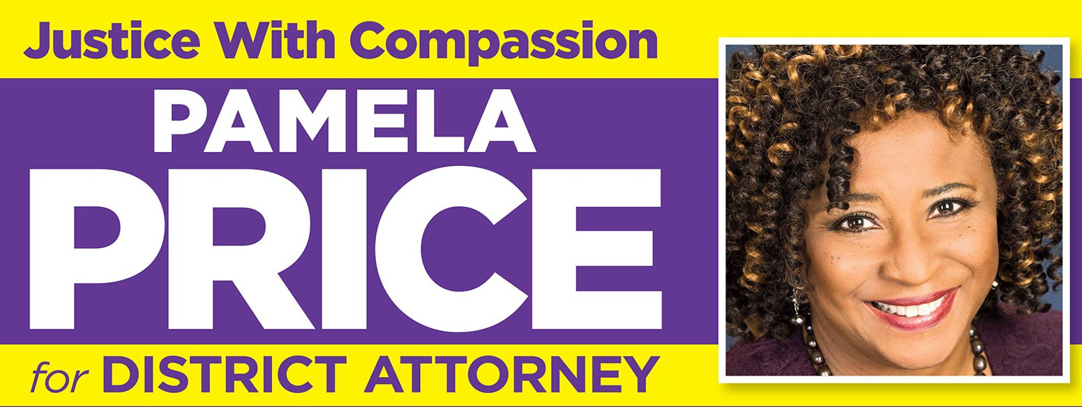 Pamela Price for Alameda County District Attorney