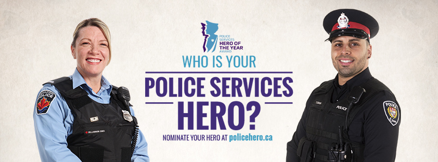 Nominate Your Police Hero Today