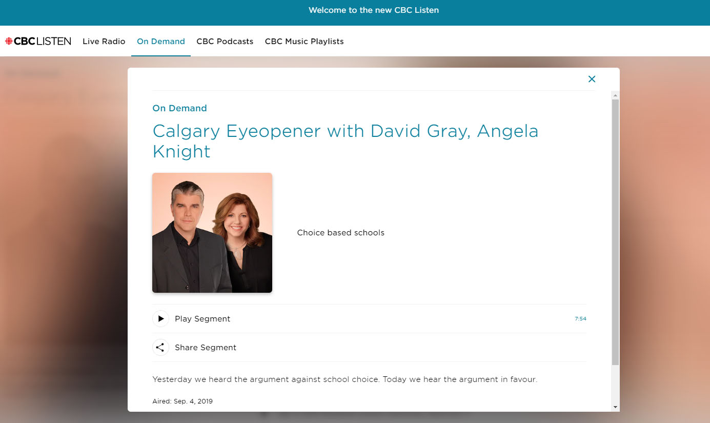 Choice_based_schools_CBC_Calgary_Eyeopener_interview_2019_09_04.jpg
