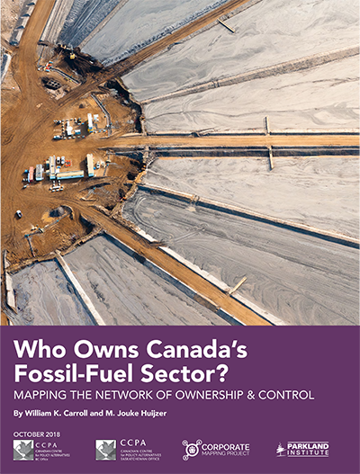 Who Owns Canada's Fossil-Fuel Sector?