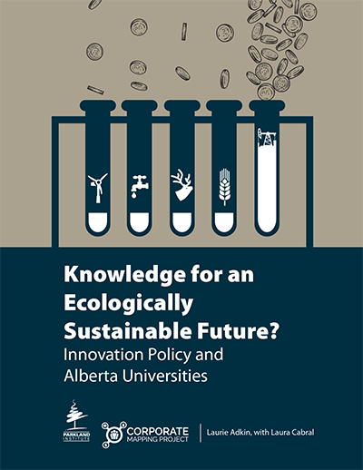 Knowledge for an Ecologically Sustainable Future?