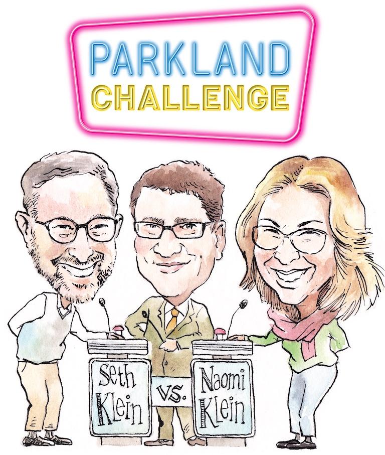Parkland Challenge: Klein vs Klein
