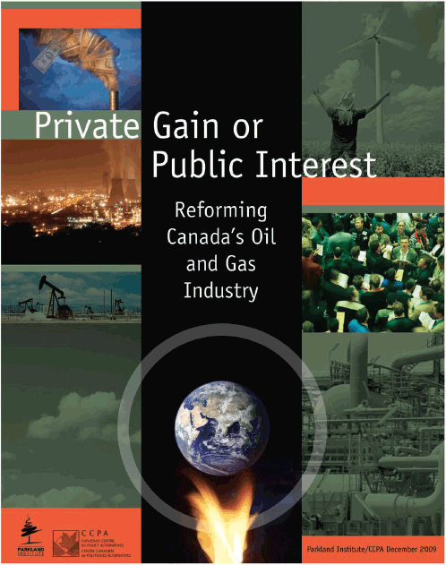 Private Gain or Public Interest?