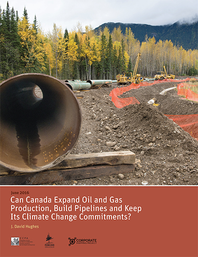 Can Canada Expand Oil and Gas Production, Build Pipelines and Keep Its Climate Change Commitments?