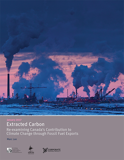 Extracted Carbon