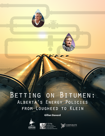 Betting on Bitumen
