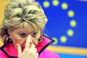 Viviane Reding, European Commissioner for Justice, Fundamental Rights and Citize