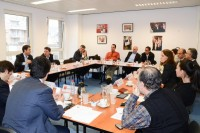 PES Task Force on the Arab Spring