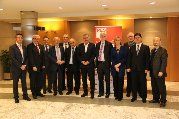 PES Foreign Ministers