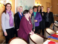 Socialist International Women meeting in Lisbon, Portugal
