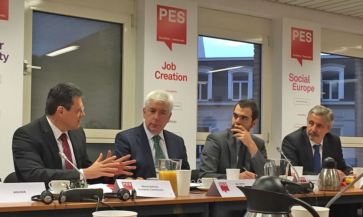 PES Energy Ministers