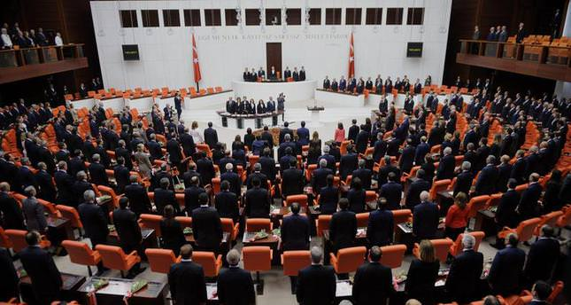 Turkey - lifting immunity of national members of Parliament