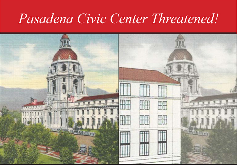 Save the Pasadena Civic Center