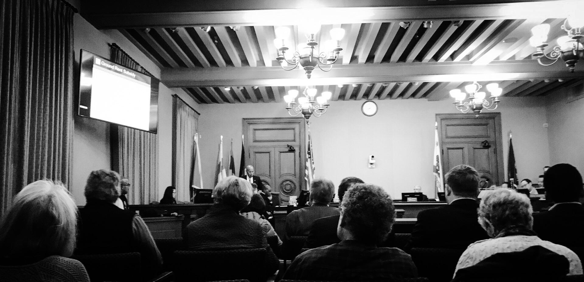 Pasadena City Council