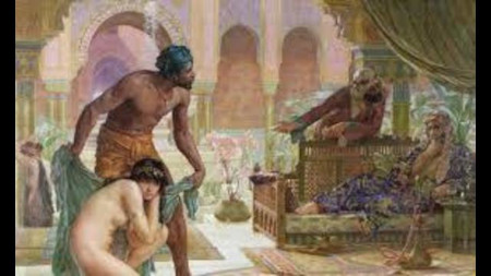 White Slaves taken to North Africa