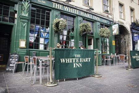 Oldest pub in Edinburgh