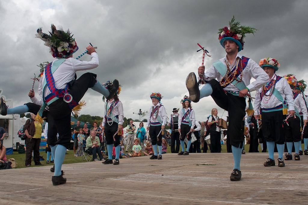 Northwest Morris Dancing