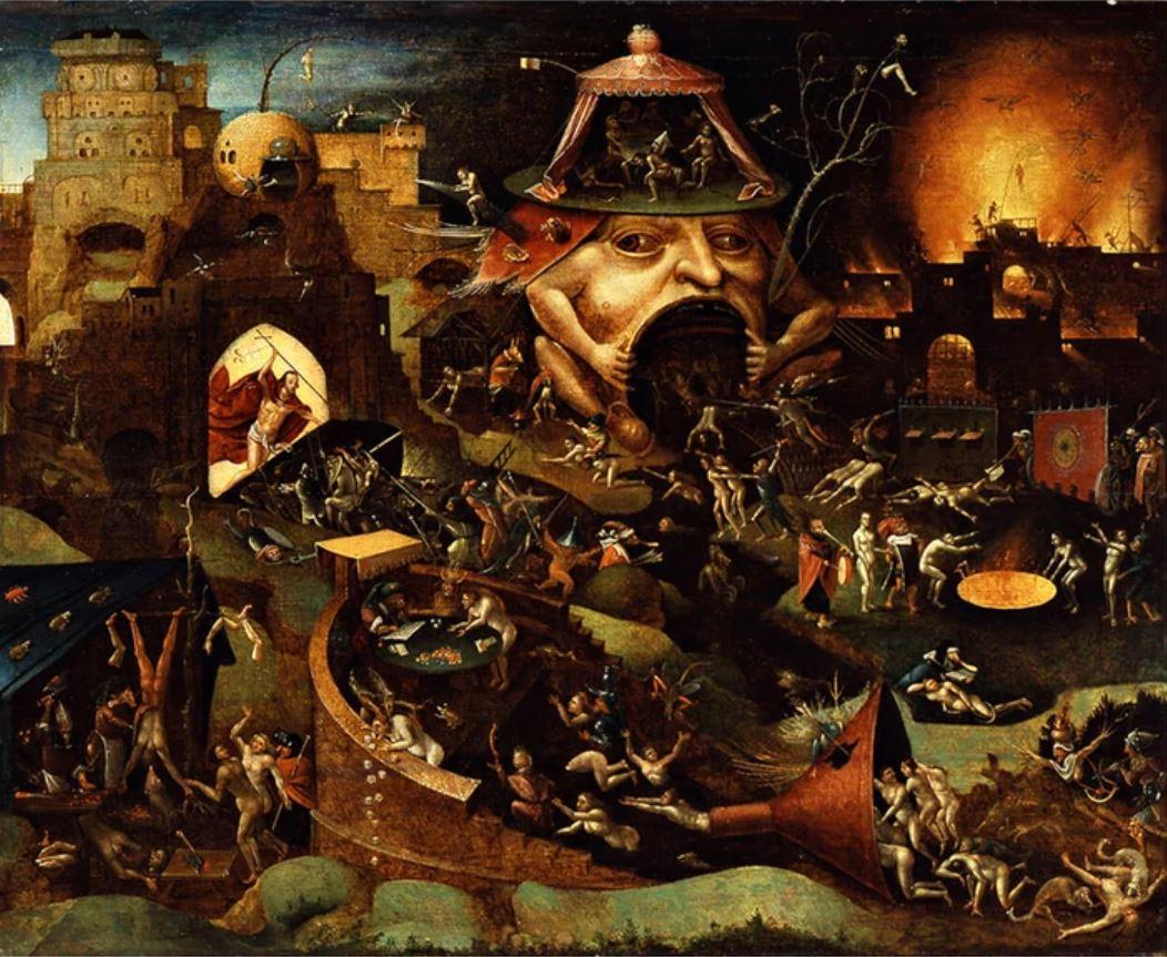 Hieronymous Bosch - Christ in Limbo