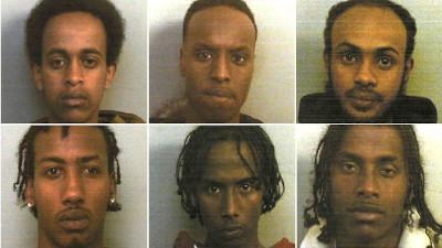 Bristol rape and grooming gang