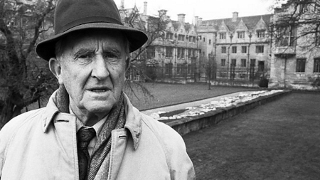 Tolkien and Merton College