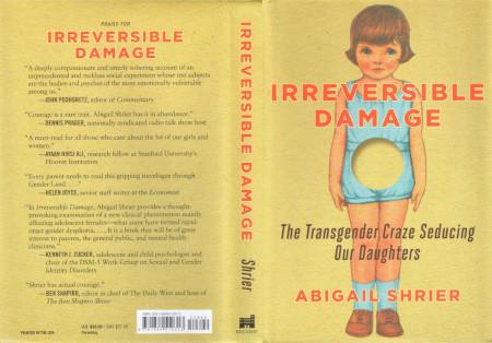 Abigail Shrier's book