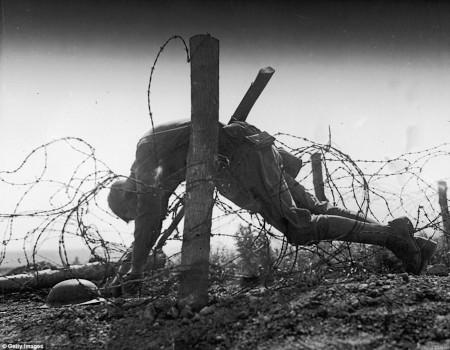 Horrors of World War 1