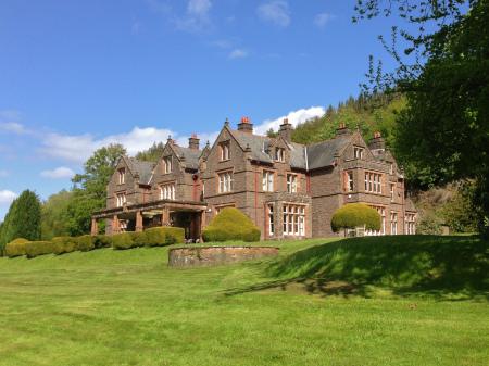 Buckland Hall, Powys