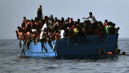Africans heading to Europe