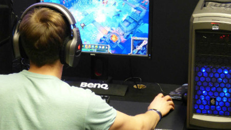 Gaming is part of a growing community