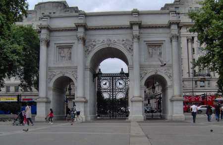 Iconic Marble Arch