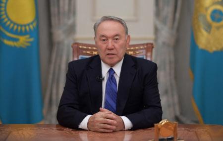 Former President Nazarbayev