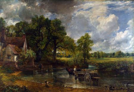 Constable's Haywain